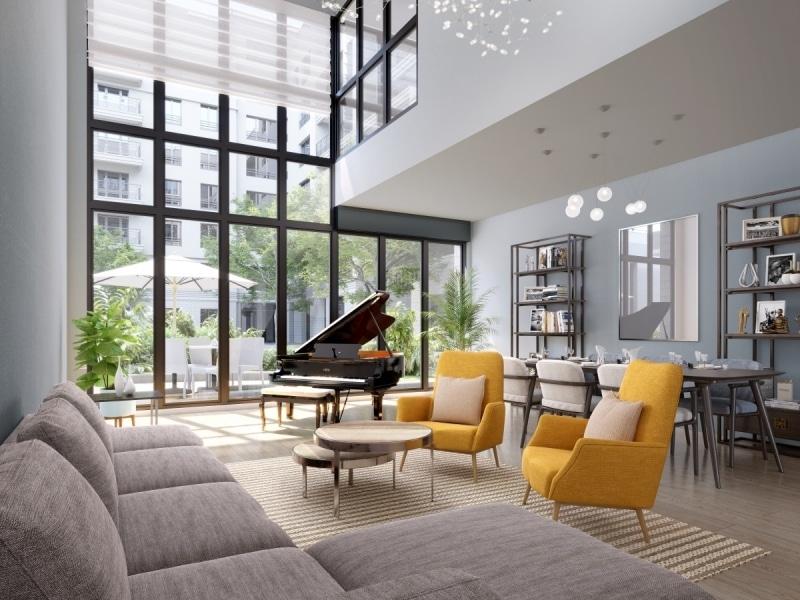 interieur 3d saint ouen 2019 rue des rosiers duplex