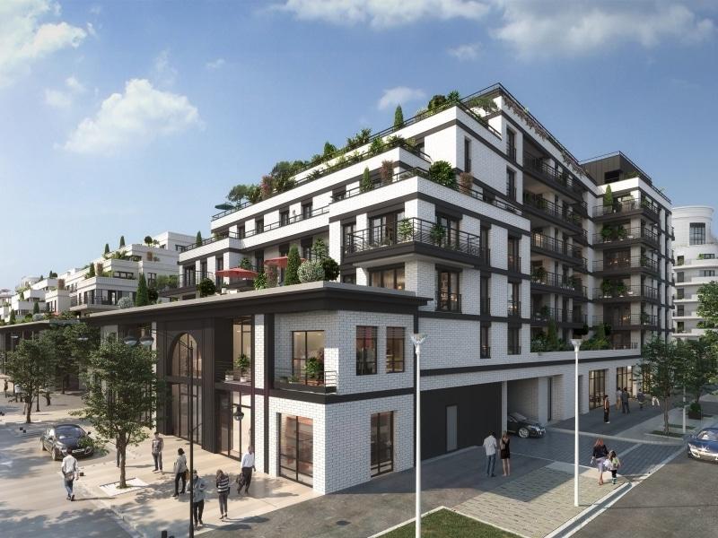 perspective 3d saint ouen 2019 rue des rosiers clik call